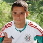 """""""Chicharito"""" encabeza nómina de México contra Colombia"""