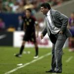 L.F. Suárez:»En diez minutos perdímos el partido»