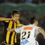 Peñarol no pudo en casa contra Santos