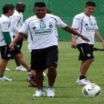 Santos viaja por adelantado para enfrentar a Toronto