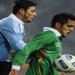 Bolivia empató ante una anárquica selección Argentina
