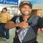 "Brasileño Marco ""Naza"" García, tercer refuerzo del Platense"