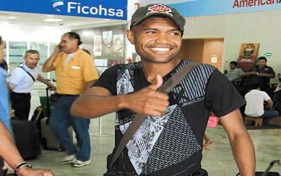 Brasileño Marco Garcia Platense