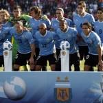 Uruguay, Rey de América