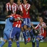 Paraguay, sin ganar, se instala en semi finales