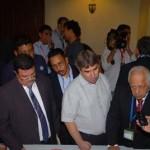 Con zancadillas, Callejas toma control del Congreso de la Fenafuth