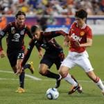 Manchester United humilló a las Estrellas de la MLS