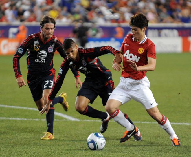 Estrellas MLS Manchester United