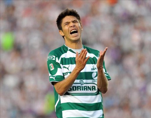 Goleador Oribe Peralta