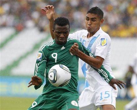 Guatemala Nigeria Mundial 2010