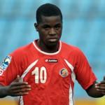 Costarricense Campbell llega cedido al Sporting de Lisboa