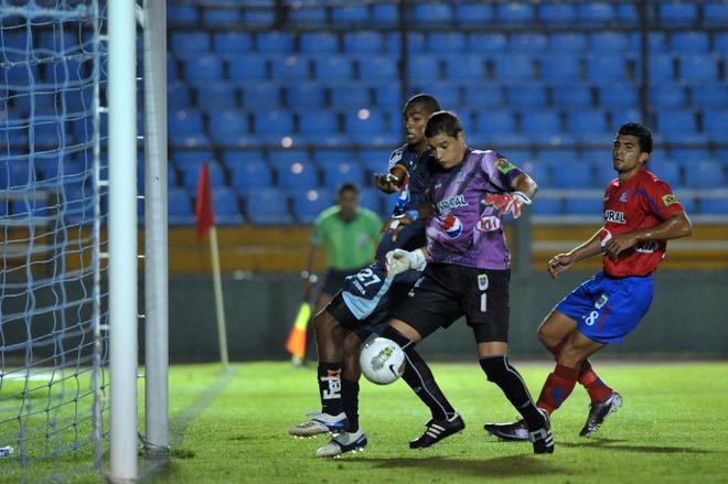 Motagua Liga Campeones 2011