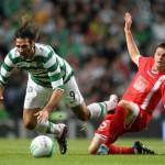 Celtic se complica, Tottenham con un píe en fase de grupos