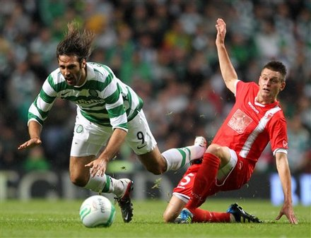 Georgio Samaras Celtic Escocia