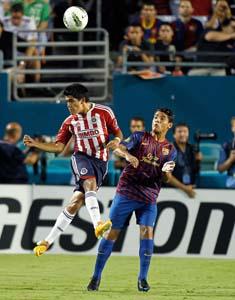 Chivas Barcelona Miami 2011