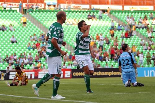 Concacaf Santos Real Espana