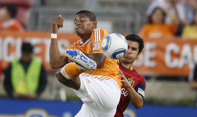 Carlo Costly contra Real Salt Lake