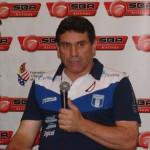 Audio:»Sería lindo volverle a ganar a Colombia» Luis Fernando Suárez