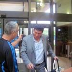 Luis Fernando Suárez:»Para mi las eliminatorias ya empezaron»