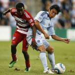 Roger Espinoza y Marvin Chávez por el Latino del Año de la MLS