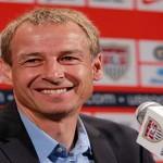 ¿ Tiene Jurgen Klinsmann un pie fuera en EUA?
