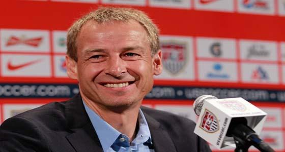 Jurgen Klinsmann entrenador de Estados Unidos 2014