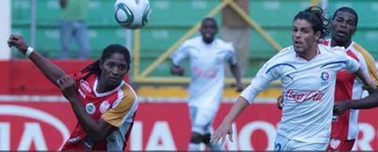 Olimpia  Atlético  Choloma