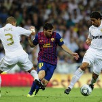 Incapaz Real Madrid de doblegar a un diezmado Barcelona