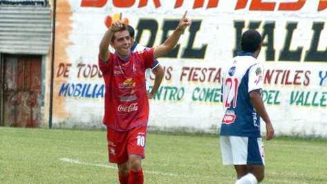 Guatemala Peñarol Igor de Souza