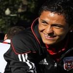 Andy Najar, Latino de la Fecha 22 en la MLS