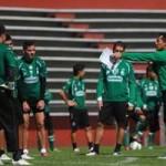 Audio:»Desde el primer minuto saldremos a ganar» Benjamín Galindo