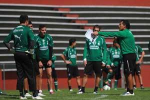 Benjamín Galindo entrenador Santos de Torreón