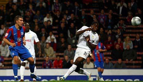 Accion Crystal Palace Wigan