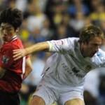 Manchester United eliminó al Leeds en la Copa Carling