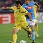El Nápoles se impone al Villarreal