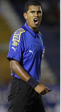 Arbitro Raul Castro