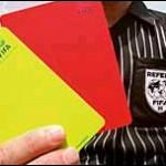 ¿Qué jugadores están amenazados por las tarjetas amarillas, quiénes no juegan?