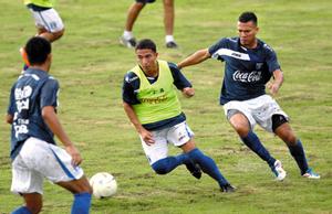 Arnold Peralta Nestor Martinez Selección Sub 23