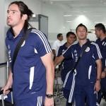 Paraguay arribó a San Pedro Sula