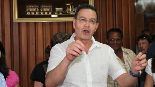 Rafael Callejas Presidente Fenafuth