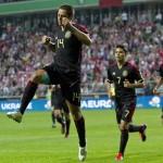 «Chicharito» Hernández salvó invicto del «Chepo» ante Polonia