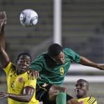 Sin convencer, Colombia derrotó a Jamaica