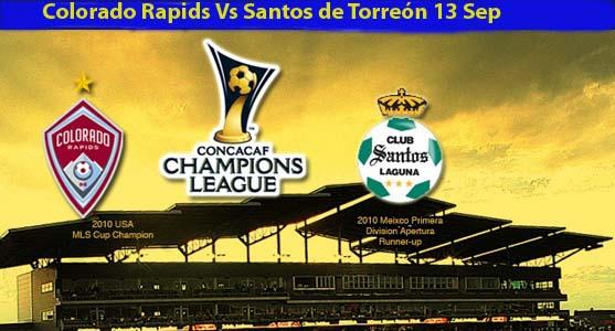 Colorado Vs Santos