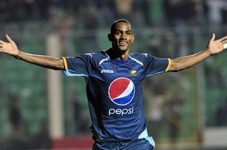 Concacaf Jerry Bengtson
