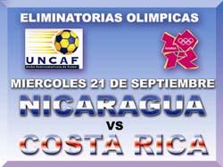 Costa Rica Nicaragua U23