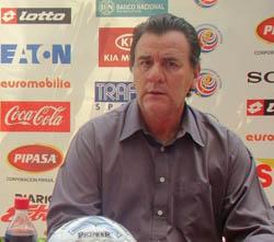 Rolando Villalobos, Coordinador selecciones de Costa Rica