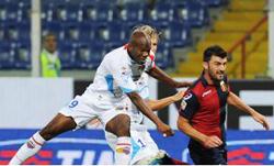 David Suazo debuto en Catania
