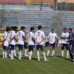 Arce trabajó con posible once títular contra Honduras