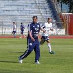 «Chiqui» Arce con una duda para equipo títular contra Honduras