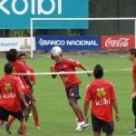 Ticos optimistas de vencer a Honduras este viernes